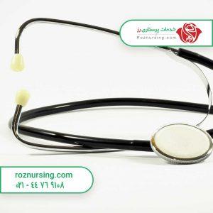 پرستار CVA در منزل | پرستاری از بیمار سکته مغزی شبانه روزی در تهران
